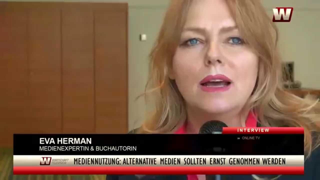 wirtschaft-tv.com/<b>Eva-herm</b>. - eva-herman-zur-deutschen-presse