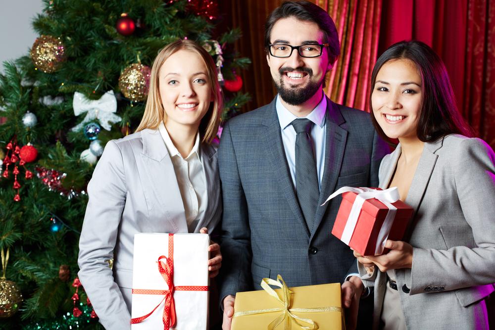 Unternehmens-Weihnachtsgeschenke und die Handhabung der Steuer ...