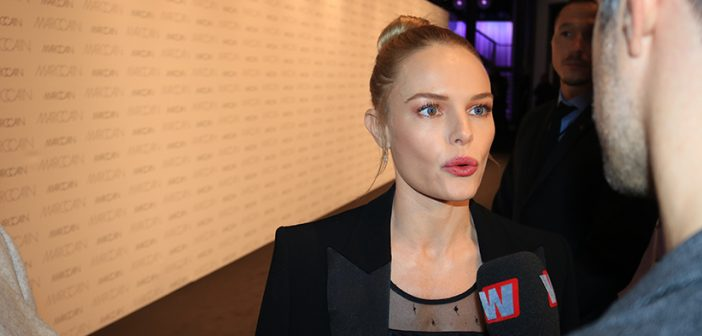Kate Bosworth: Ich liebe aufwendige Mode