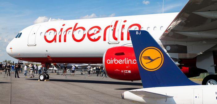 Geheimtreffen: Liebäugelt Lufthansa mit Air Berlin?