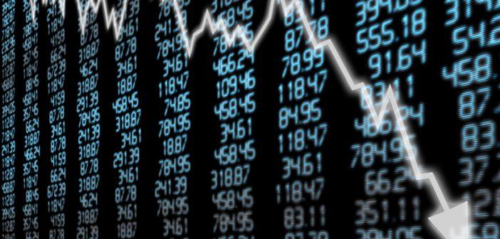 Kursrutsch am deutschen Aktienmarkt