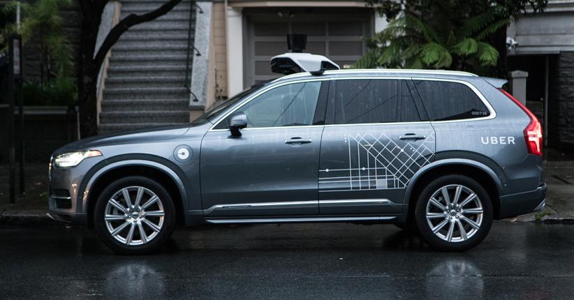 Tödlicher Uber-Unfall ein Fehler der Software - Wirtschaft TV