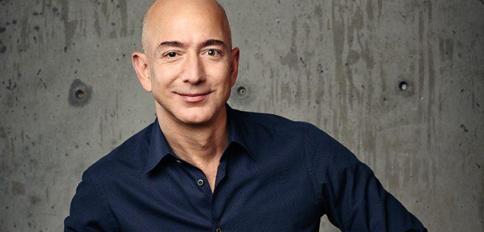 Jeff Bezos wird reichster Mann in der Geschichte der Neuzeit