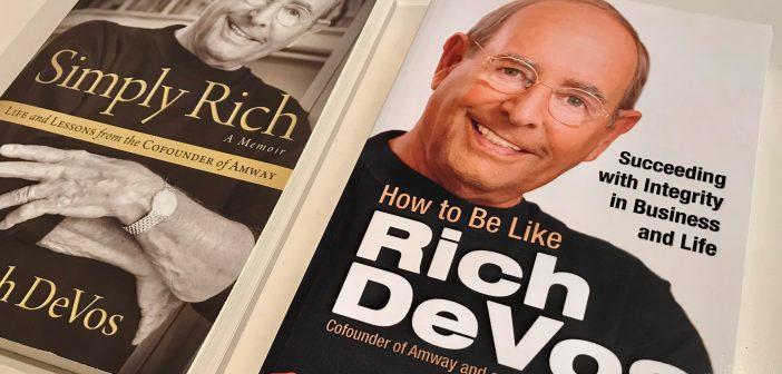 Amway Gründer Rich Devos ist tod