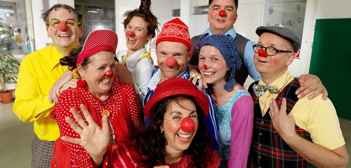 Humor hilft heilen: Stiftung feiert 10-jähriges Jubiläum