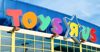 "Toys R Us, Toys ""R"" Us Laden in der USA. Toys ""R"" Us"