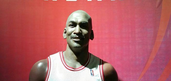 Michael Jordan ist der reichste Sportler