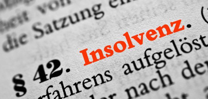 Unternehmensinsolvenzen gehen zurück