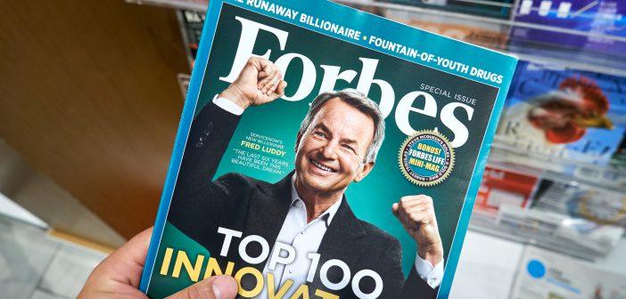 """Magazin """"Forbes"""" vergisst zwei Milliardäre auf der Liste der Reichsten"""
