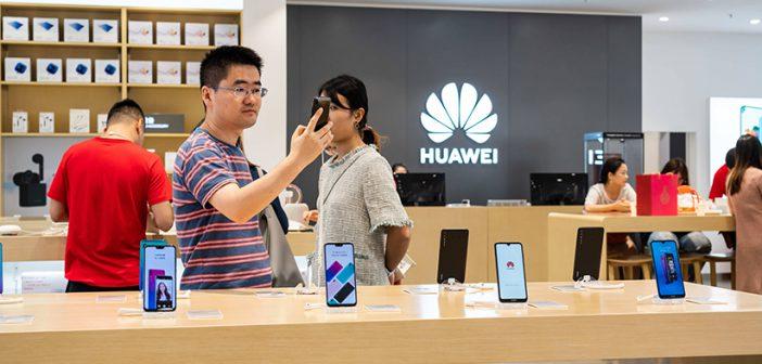 Keine Android-App-Lizenzen mehr für Huawei