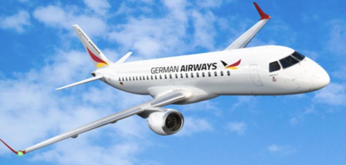 German Airways geht an den Start