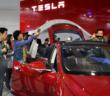 Teslas China